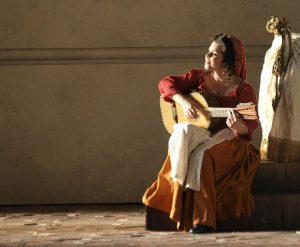 LE NOZZE DI FIGARO (W. A. Mozart), Rolle: Susanna, OLBE-ABAO, Foto: Foto Julián