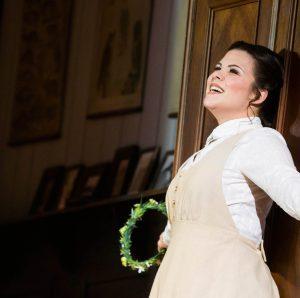 LINDA DI CHAMOUNIX (G. Donizetti), Rolle: Linda, Stadttheater Giessen - Foto: Rolf K. Wegst