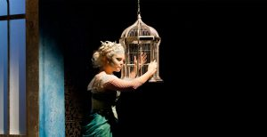 Acis and Galatea (G.F. Haendel), Rolle: Galatea, Stadttheater Gießen - Foto: Dietmar Janeck